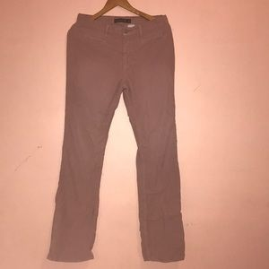 GAP Blush Corduroy Pants